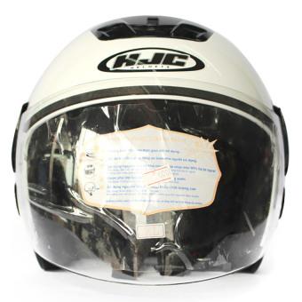 Mũ bảo hiểm trùm đầu HJC VO10 (Trắng)
