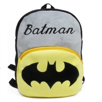 Ba lô người dơi Batman QTT (Đen)