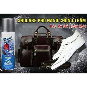 Bình xịt chống thấm nước phủ Nano - Shucare