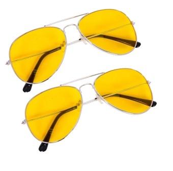 Bộ 2 mắt kính đi đường ban đêm
