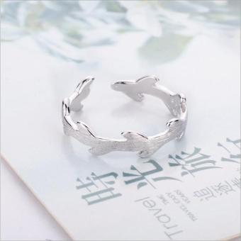 Nhẫn nữ Simple Style phong cách Châu Âu (NN08)