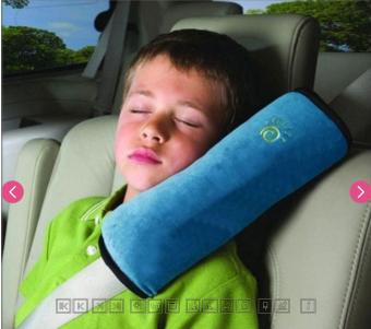 Bọc dây đai bảo hiểm kiểu gối cho bé trên xe hơi