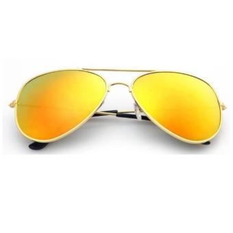 Mắt kính tráng gương mới (Vàng đồng)