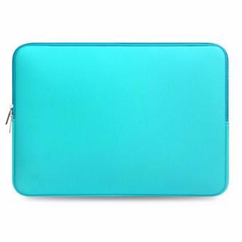 Túi chống sốc Macbook 11inch (Xanh Ngọc)