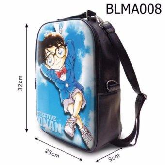 Balo và Túi đeo chéo 2 trong 1 Truyện tranh Conan - VBLMA008