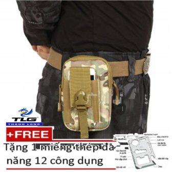 Túi Đeo Hông Cao Cấp Tặng Kèm Miếng Thép Đa Năng 12 Công Dụng 208057-192