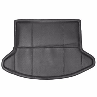 Rear Trunk Tray Boot Liner Cargo Mat Floor Protector for Mazda CX-5 2013-2016 - intl