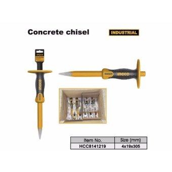 Đục bê tông Ingco 4*19*305mm - HCC8141219