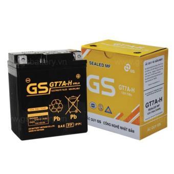 Ắc Quy GS GT7AH