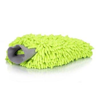 Găng tay rửa xe thấm hút chống trầy Chemical Guys chenille microfiber wash mitt