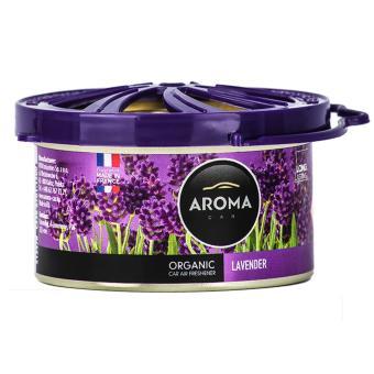 Nước hoa ô tô cao cấp - Sáp thơm Aroma Car Organic Lavender