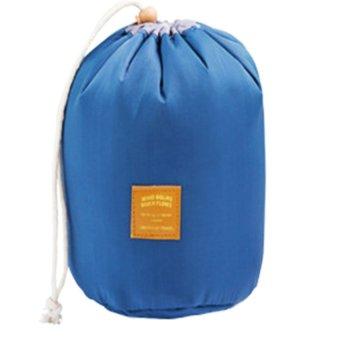 Túi du lịch đựng đồ mỹ phẩm chống nước cao cấp HQ205902-3 (Xanh)