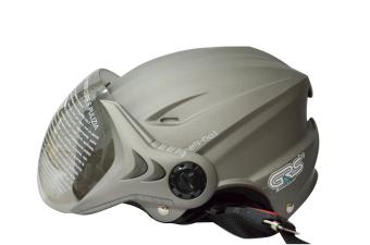Mũ bảo hiểm GRS A760K (Xám)