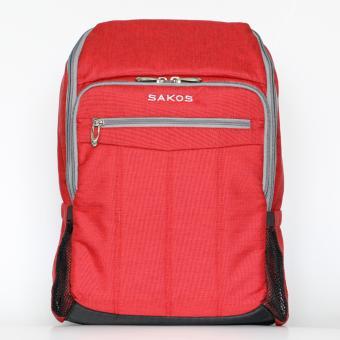 Balo Sakos Color I15 (Đỏ)
