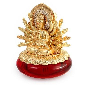 Nước hoa ô tô tạo hình tượng Phật Bà Quan Âm Nghìn Tay