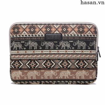 Túi chống sốc tablet 10 inch họa tiết thổ cẩm