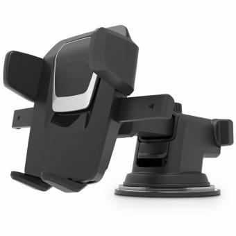 Bộ giá đỡ gắn kính ô tô cao cấp cho điện thoại xoay 360 độ BT99.176(Đen)