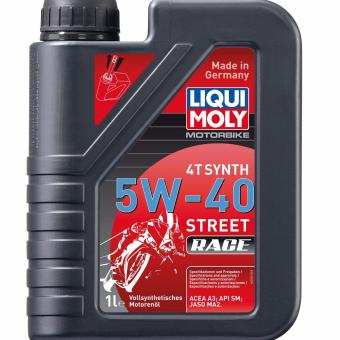 LIQUY MOLI 4T SYNTH 5W-40 RACE