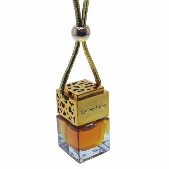 Tinh dầu treo xe quế nắp vàng Ngọc Tuyết 10ml