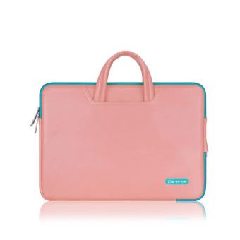 Túi laptop xách tay Cartinoe Lithe Series 13inch (Hồng)