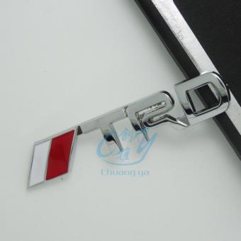 Lô gô đề can RD Toyota Camry xe dán sửa đổi tiêu chuẩn Corolla Reiz xe phía sau thân cây nhãn ghi nhãn mác