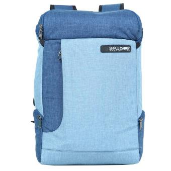Balo thời trang Simple Carry K7 (Xanh tím)