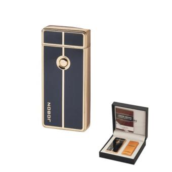Bật lửa Jobon Sạc USB ZB-308A (Đen)