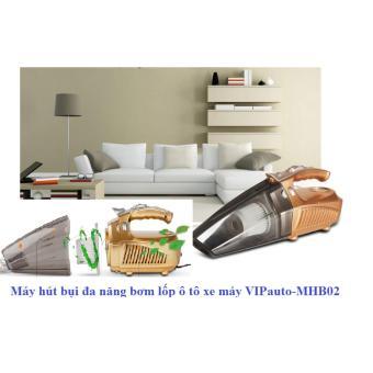 Máy hút bụi đa năng kết hợp bơm lốp ô tô xe máy VIPauto-MHB02