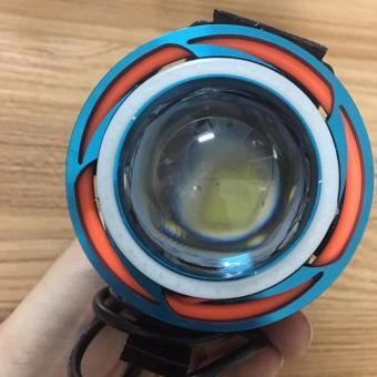 Đèn Trợ Sáng Xe Máy LED U11 Phiên bản mới - U7 New 2017