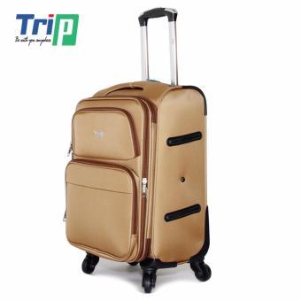 Vali Vải TRIP P036 Size M - 24inch (Vàng)