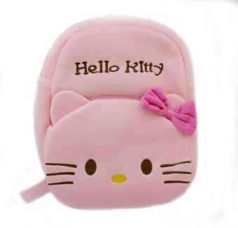 Balo hình mèo hồng (loại lớn)