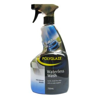 Nước rửa xe ô tô tiết kiệm nước Polyglaze Waterless Wash 750ml (Xám Đen)