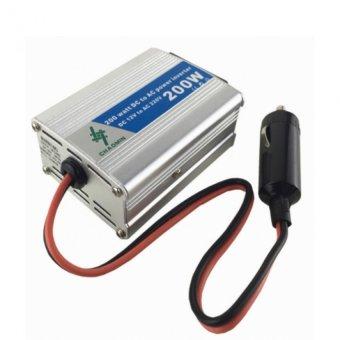 Bộ chuyển đổi nguồn điện 12V thành 220V- 200W HQ STORE 0TI26-1
