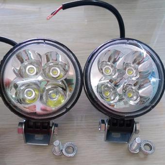 Combo 2 bộ Đèn trợ sáng 4 Led 20W siêu sáng.