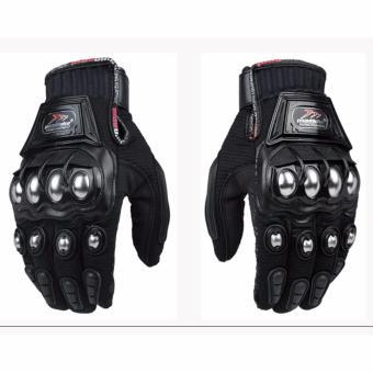 Găng tay dài ngón Madbike M5 gù hợp kim (Đen size XXL)