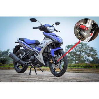 Khóa đĩa chống trộm xe máy, heo dầu Exciter