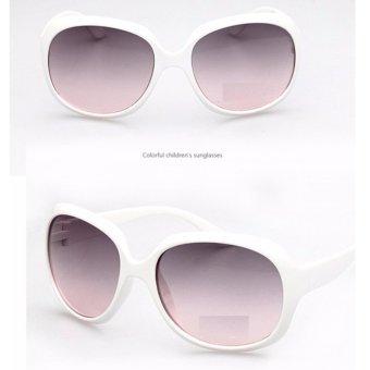 Mua Mắt kính trẻ em Retro+ Tặng bao da K3 giá tốt nhất