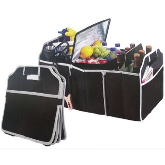 Túi đựng đồ đa năng sau cốp xe T202 (Đen)