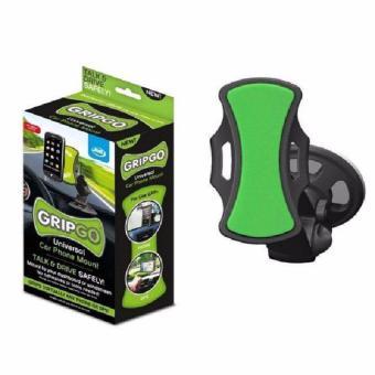 Giá đỡ điện thoại dùng cho xe hơi Grip Go (Xanh)