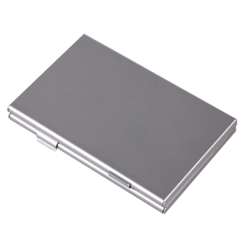 15in1 Aluminum SIM Micro Nano SIM Cards Pin Storage Box Case Holder Protector - intl