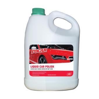 Dung dịch đánh bóng bề mặt sơn Focar Liquid Car Polish 4l