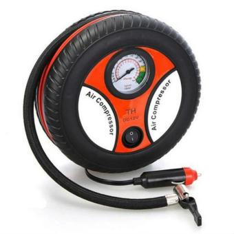 Máy bơm lốp ô tô nhỏ gọn