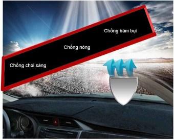 Thảm chống nắng bảo vệ taplo xe ôtô Mazda3 2015