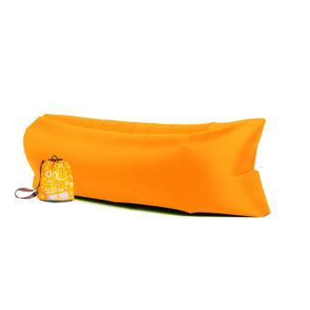 Giường hơi, nệm hơi tiện lợi On Air 2.5m màu vàng