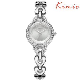 Đồng hồ nữ Kimio thời trang BTKI051 (Trắng)