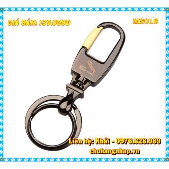 Móc khóa ô tô cao cấp Proud Horse mã số 018