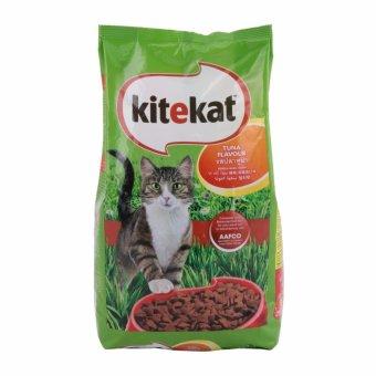 Túi thức ăn khô cho mèo vị cá ngừ KiteKat cat food Tuna flavor 1,4kg (Thái Lan)
