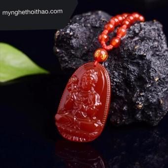 Phật Đại Thế Chí Bồ Tát đá mã não