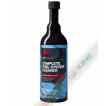 Dung môi phụ gia xăng 3M 08813 - PN8813 Fuel System Cleaner Tank Additive 473ml