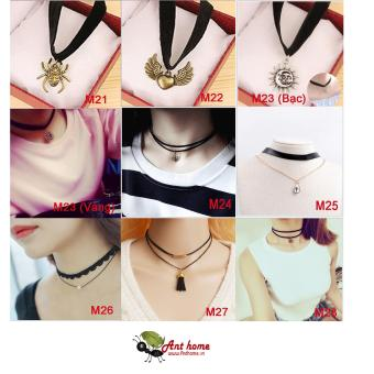 Vòng cổ choker thời trang mẫu M27